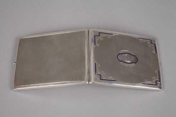 Cigarette Case Silver - photo 3