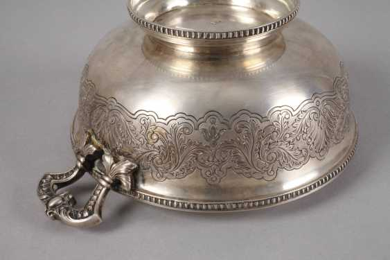 Silver Lid Tureen Portugal - photo 3
