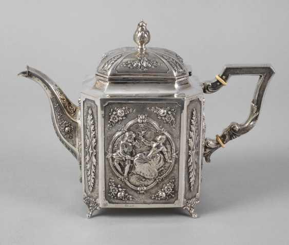 Teapot Silver - photo 1
