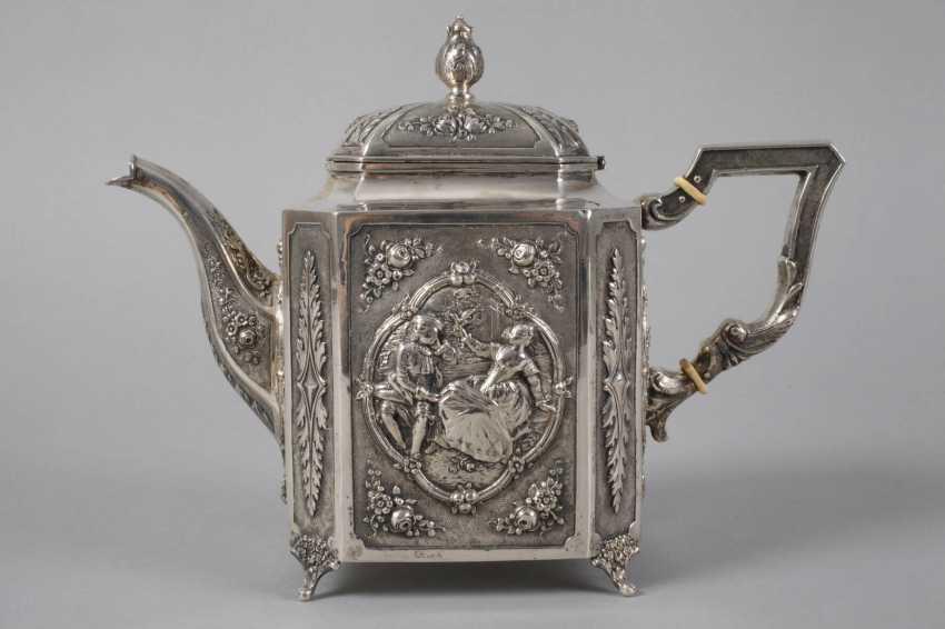 Teapot Silver - photo 2