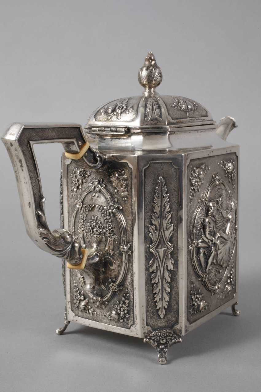Teapot Silver - photo 3
