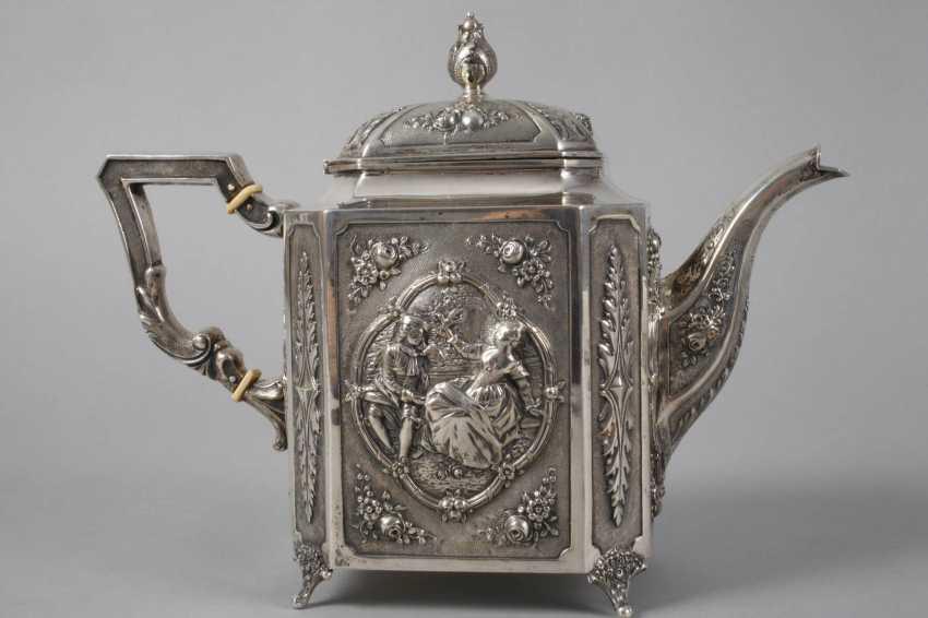 Teapot Silver - photo 4