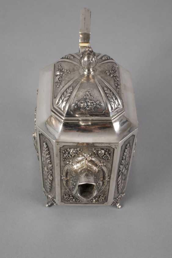 Teapot Silver - photo 5