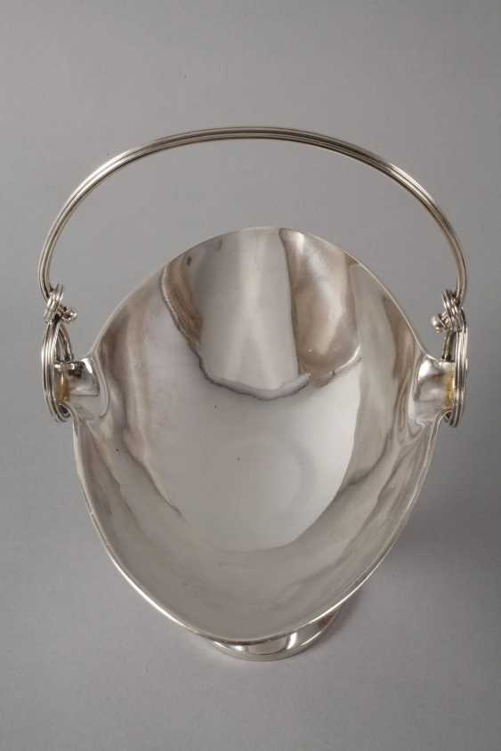 Handle bowl silver USA - photo 2
