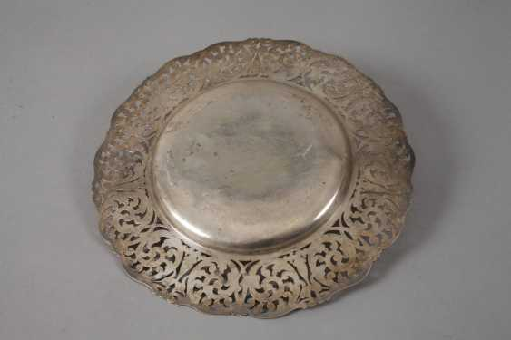 Silver Plate Saw Work - photo 3