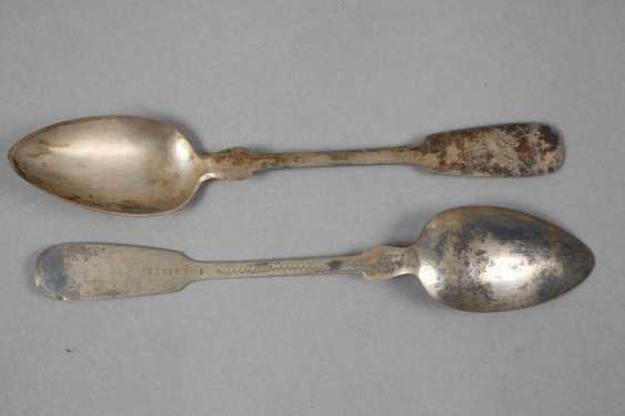 Eleven Coffee Spoons Spade Decor - photo 2
