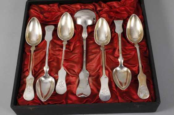 Silver Cutlery Of Vienna - photo 6
