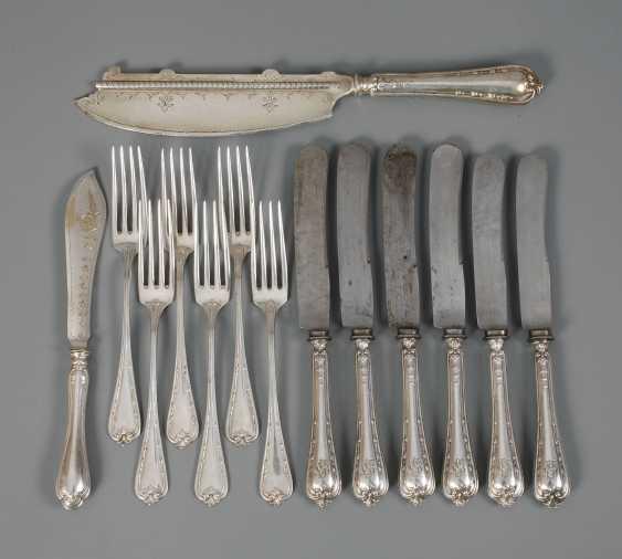 Silver Cutlery Historicism - photo 1