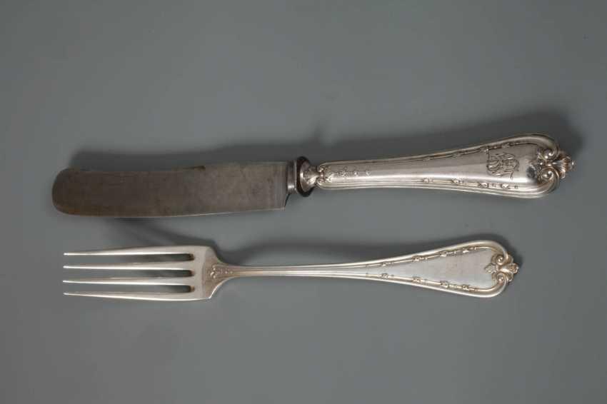 Silver Cutlery Historicism - photo 2