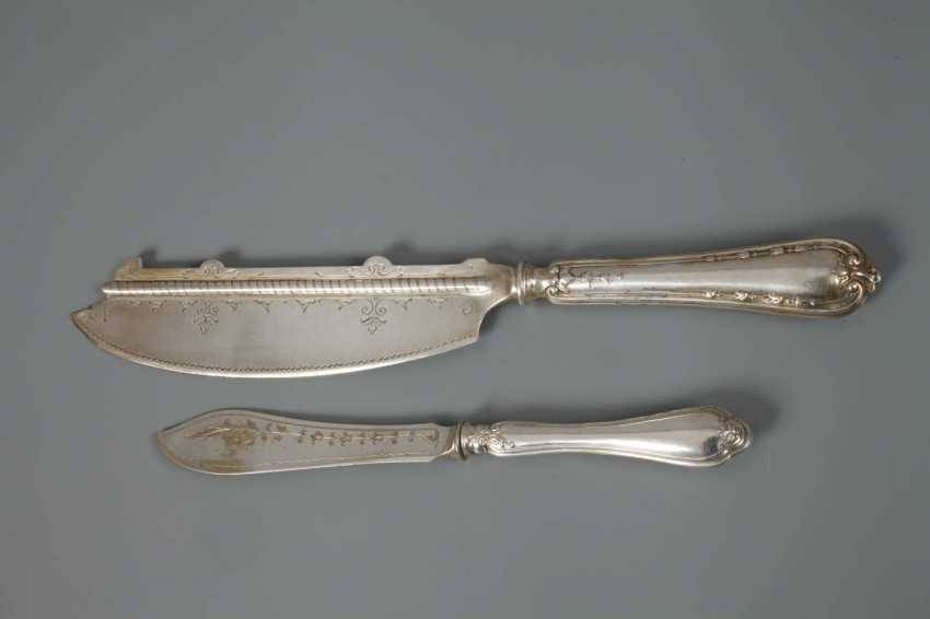 Silver Cutlery Historicism - photo 3