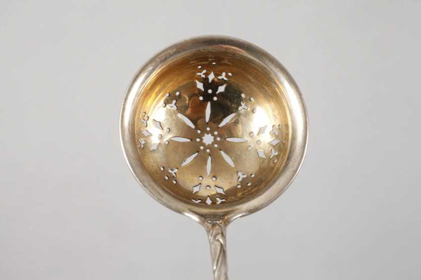 Powdered Sugar Spoon Historicism - photo 4