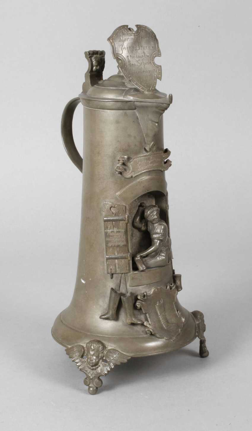 Niche pot for the shoemaker's craft - photo 1