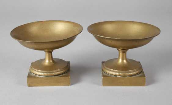 Two Footrests Brass - photo 1