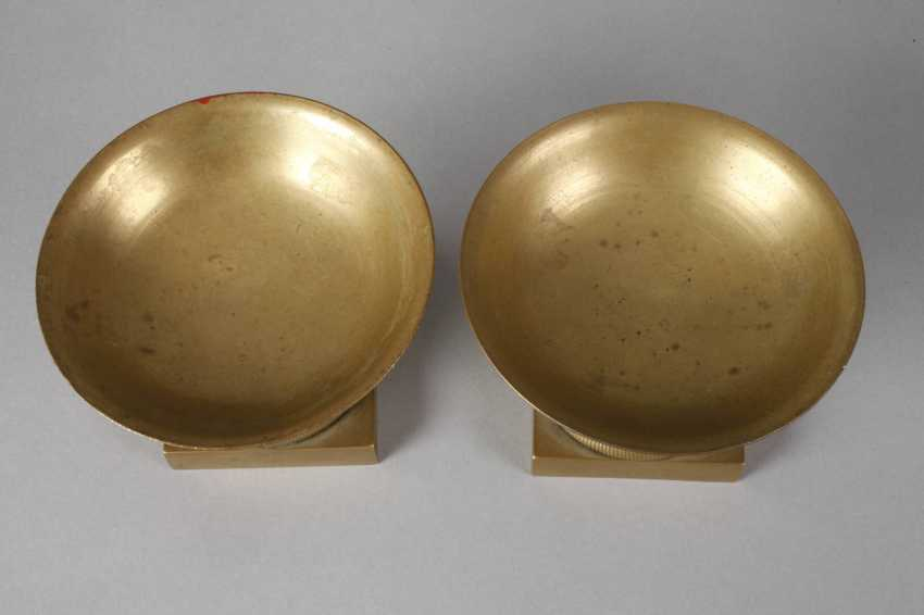 Two Footrests Brass - photo 2