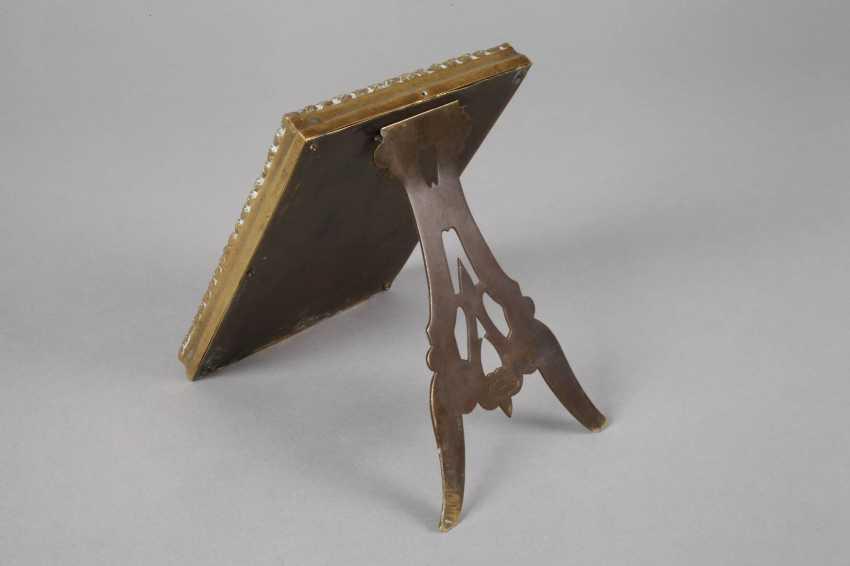 Bronzerahmen Maison Alphonse Giroux - photo 2
