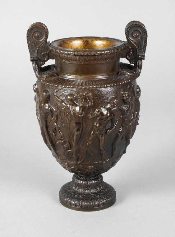 Amphorenvase Bronze - photo 1
