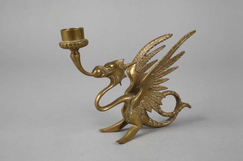Two Bronze Dragons - photo 2