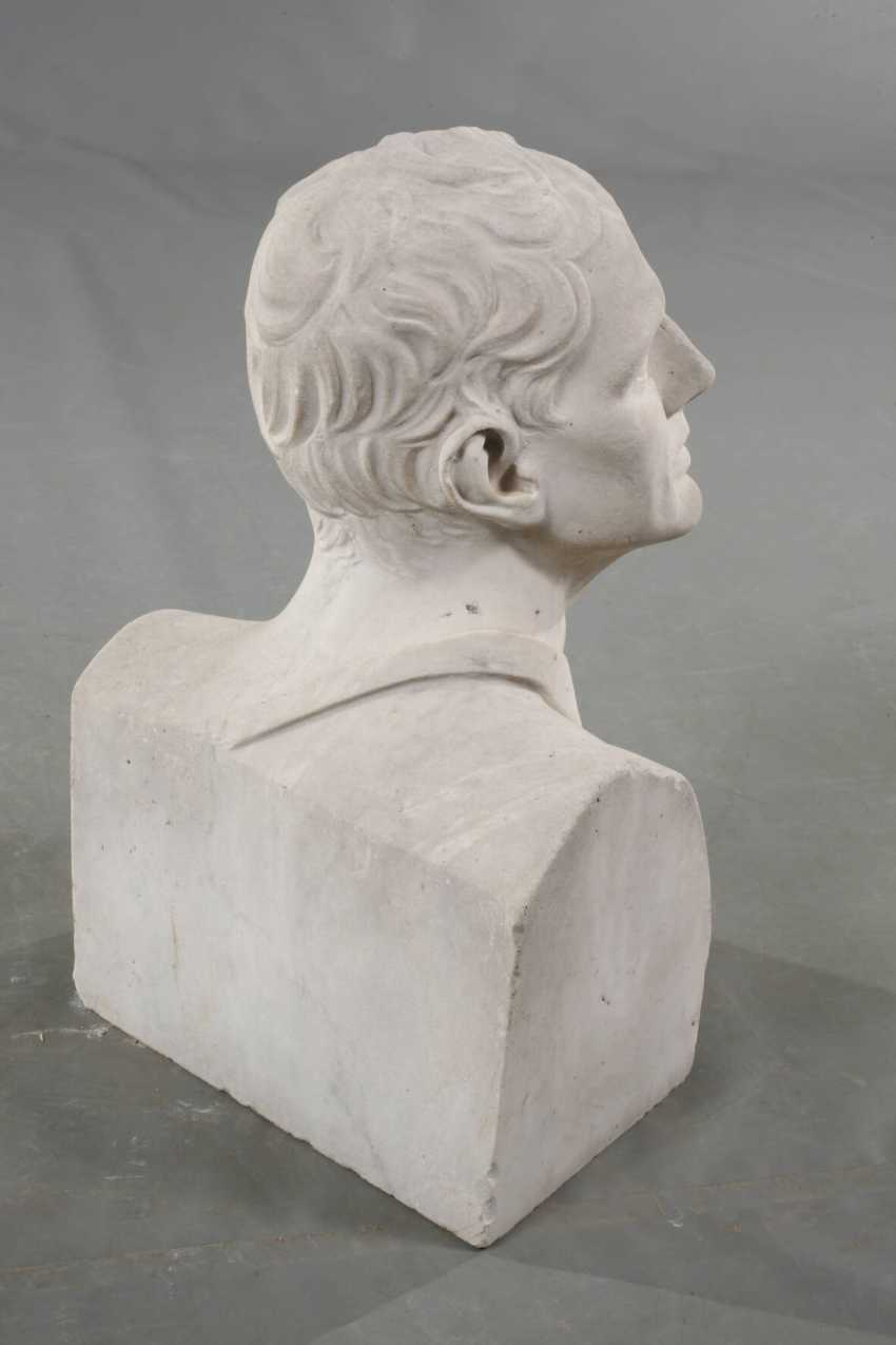 Bust of Demosthenes - photo 4