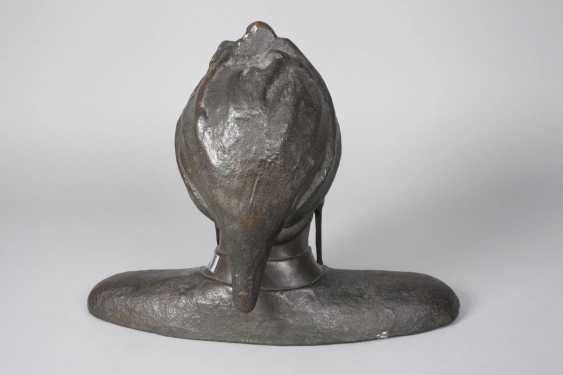 after Sabatino de Angelis, bust of Dante Alighieri - photo 3