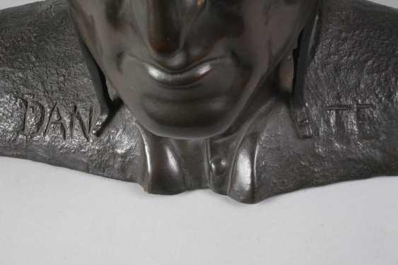 after Sabatino de Angelis, bust of Dante Alighieri - photo 5