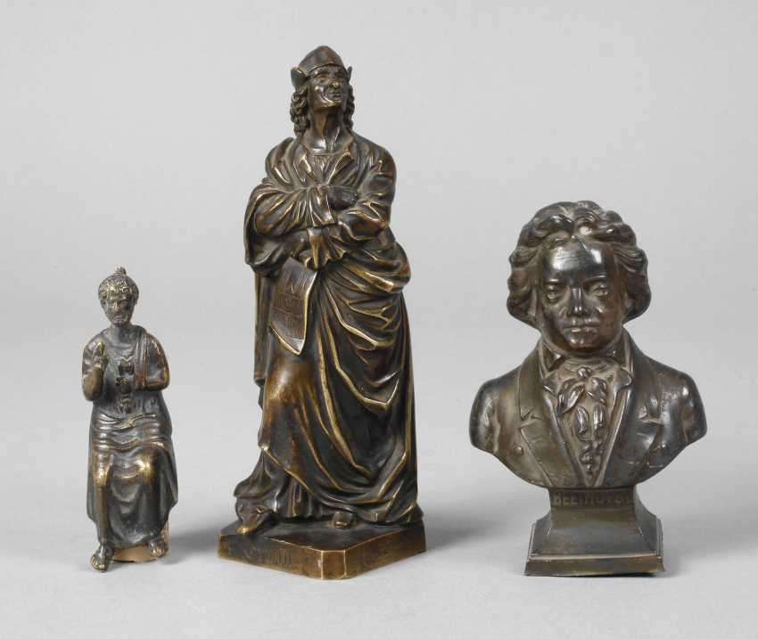 Collection Of Small Bronzes - photo 1