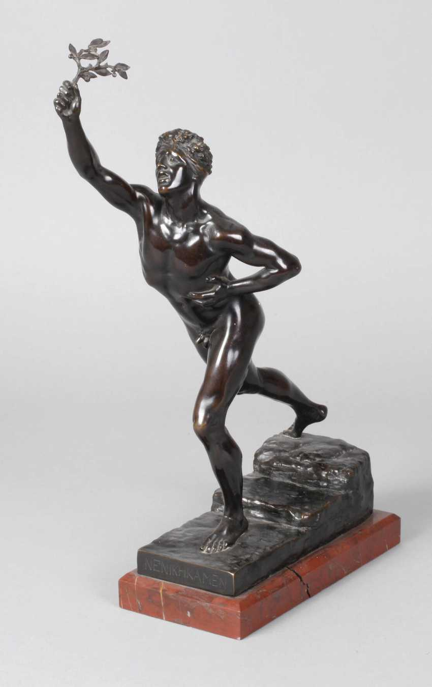 """Max Kruse, """"The victory of the messenger of Marathon"""" - photo 6"""