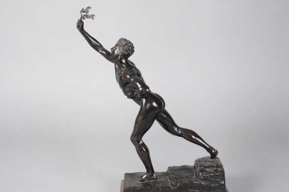 """Max Kruse, """"The victory of the messenger of Marathon"""" - photo 7"""