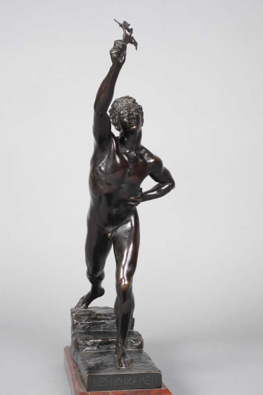 """Max Kruse, """"The victory of the messenger of Marathon"""" - photo 1"""