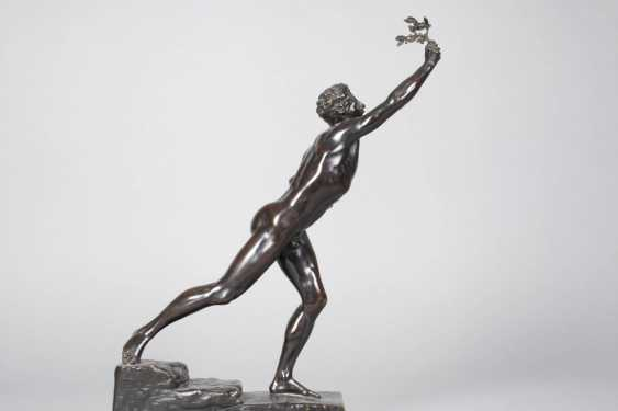 """Max Kruse, """"The victory of the messenger of Marathon"""" - photo 2"""
