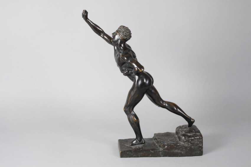 "Max Kruse, ""The victory of the messenger of Marathon"" - photo 2"
