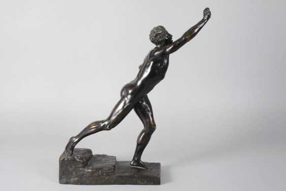 "Max Kruse, ""The victory of the messenger of Marathon"" - photo 4"