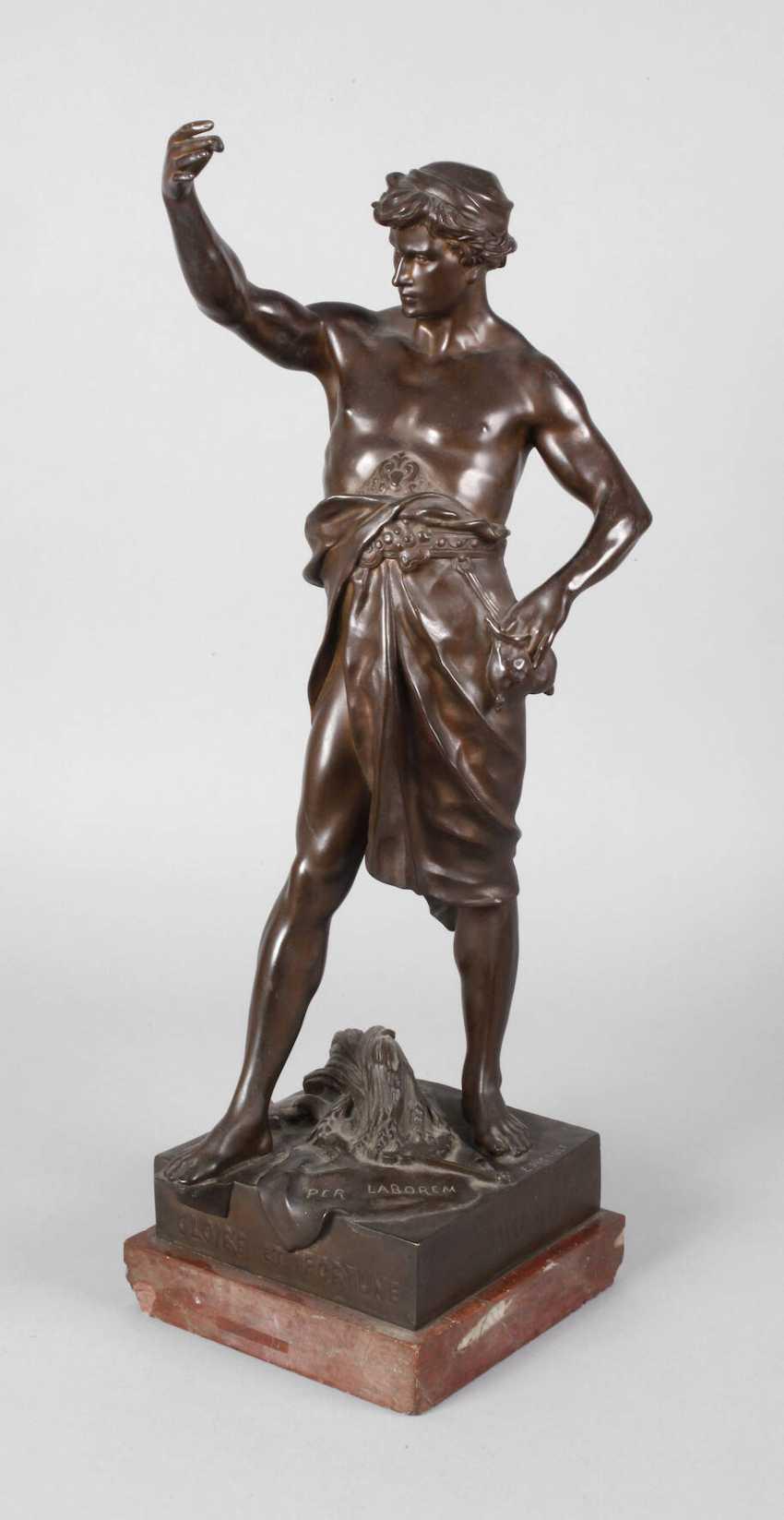 """Emile Louis Picault, """"Per Laborem"""" - photo 1"""