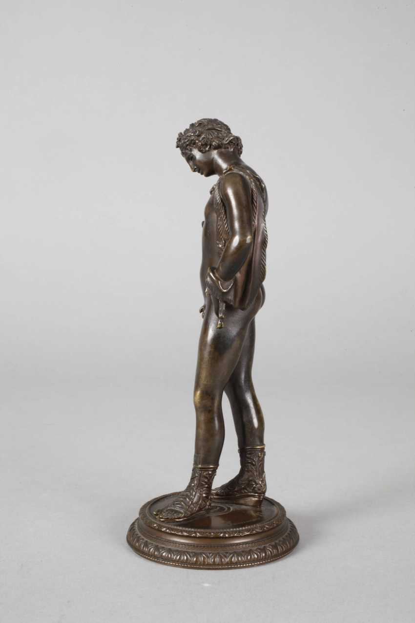 Ancient reception of so-called Narcissus from Pompeii - photo 3