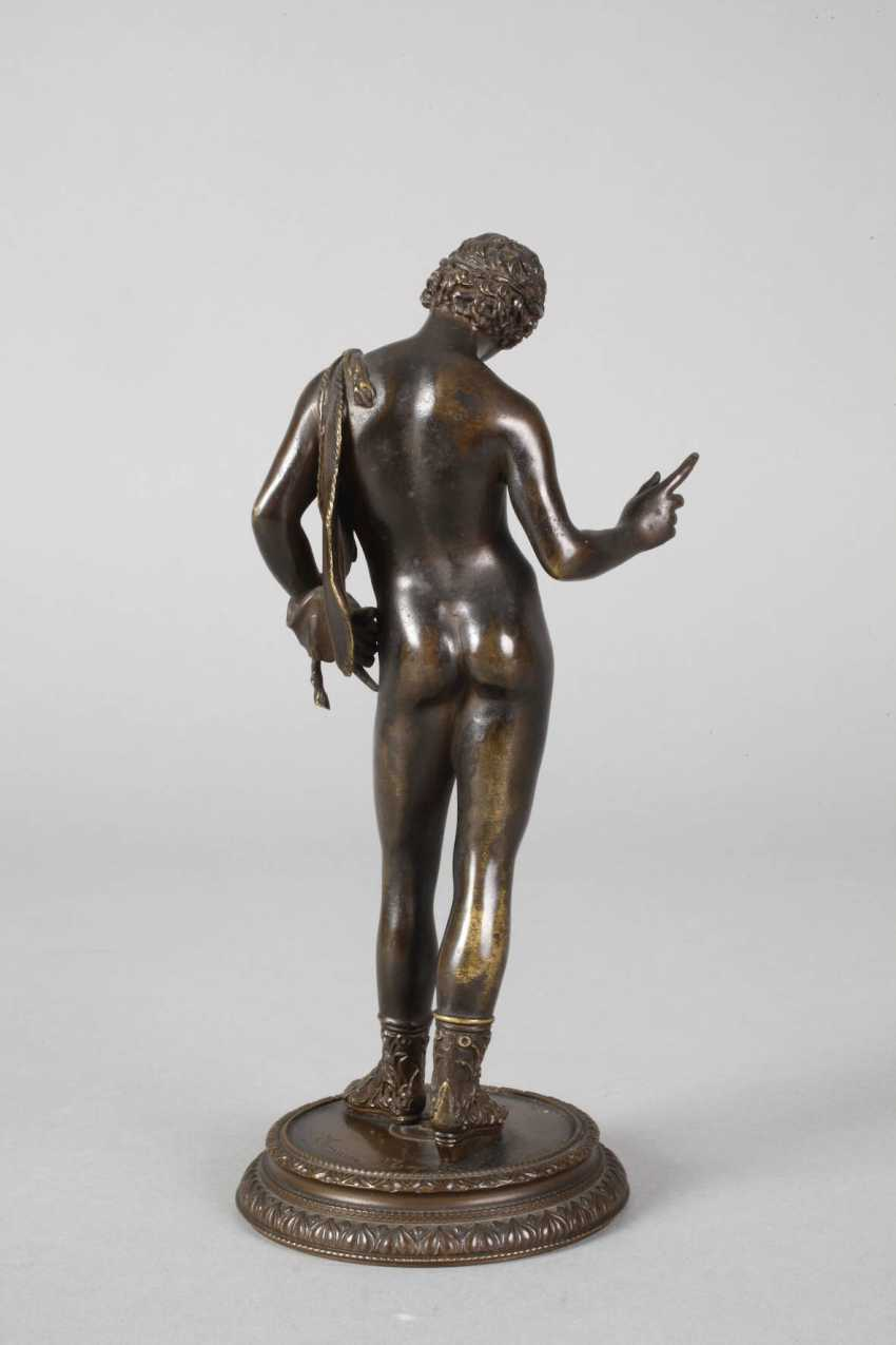 Ancient reception of so-called Narcissus from Pompeii - photo 4