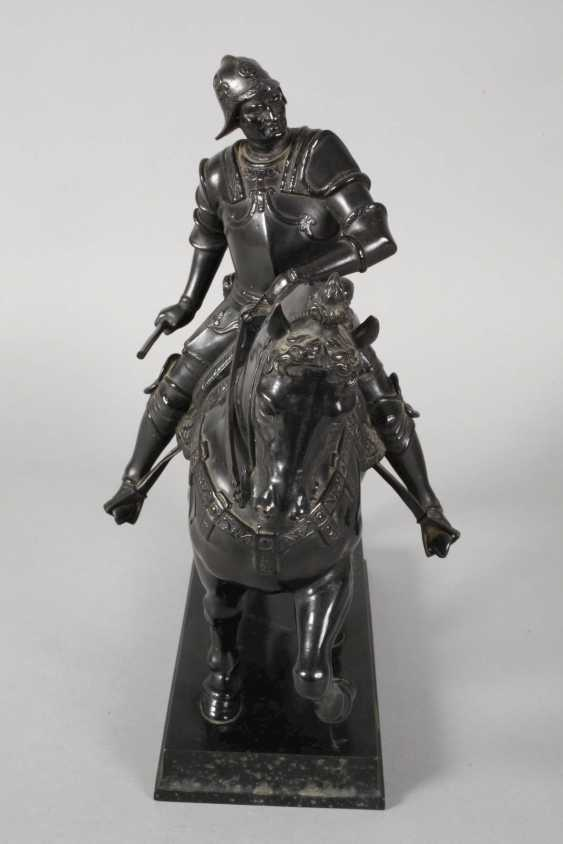Equestrian statue of Bartolomeo Colleoni - photo 3