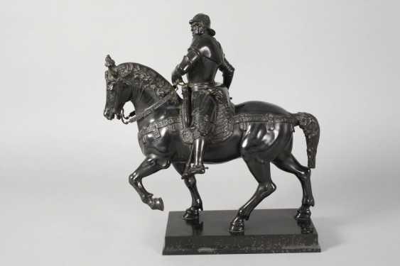 Equestrian statue of Bartolomeo Colleoni - photo 4