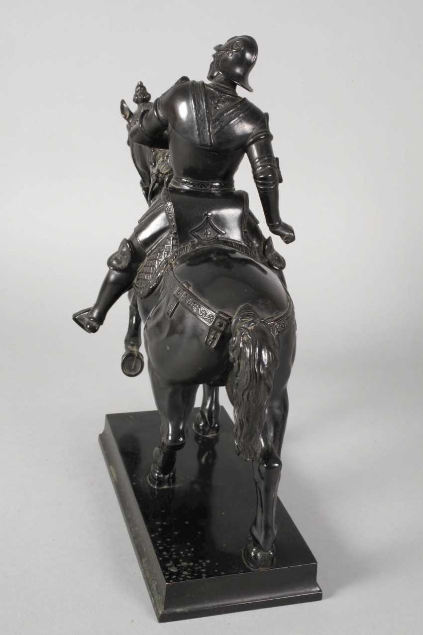 Equestrian statue of Bartolomeo Colleoni - photo 5