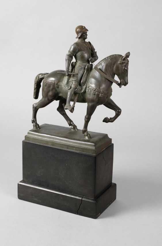 Equestrian statue of Bartolomeo Colleoni - photo 1