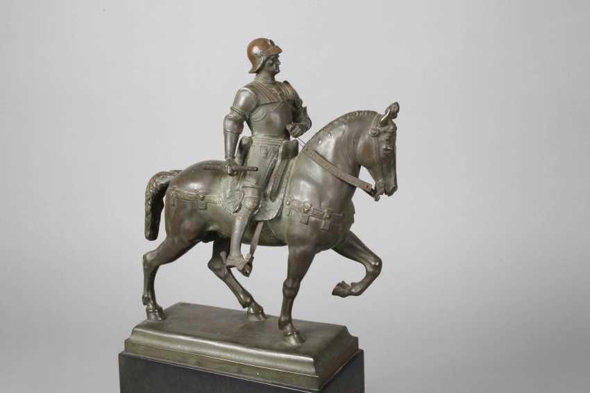 Equestrian statue of Bartolomeo Colleoni - photo 2