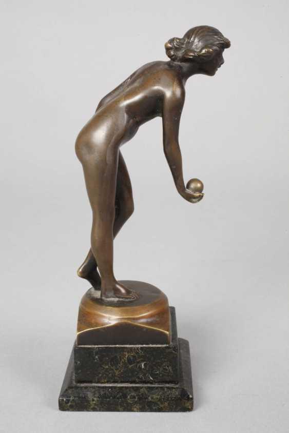 Julius Paul Schmidt-Felling, Ballspielerin - photo 5