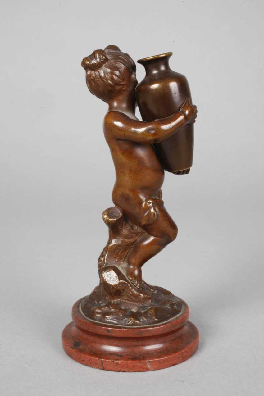 Louis Kley, Putto mit Vase - photo 4
