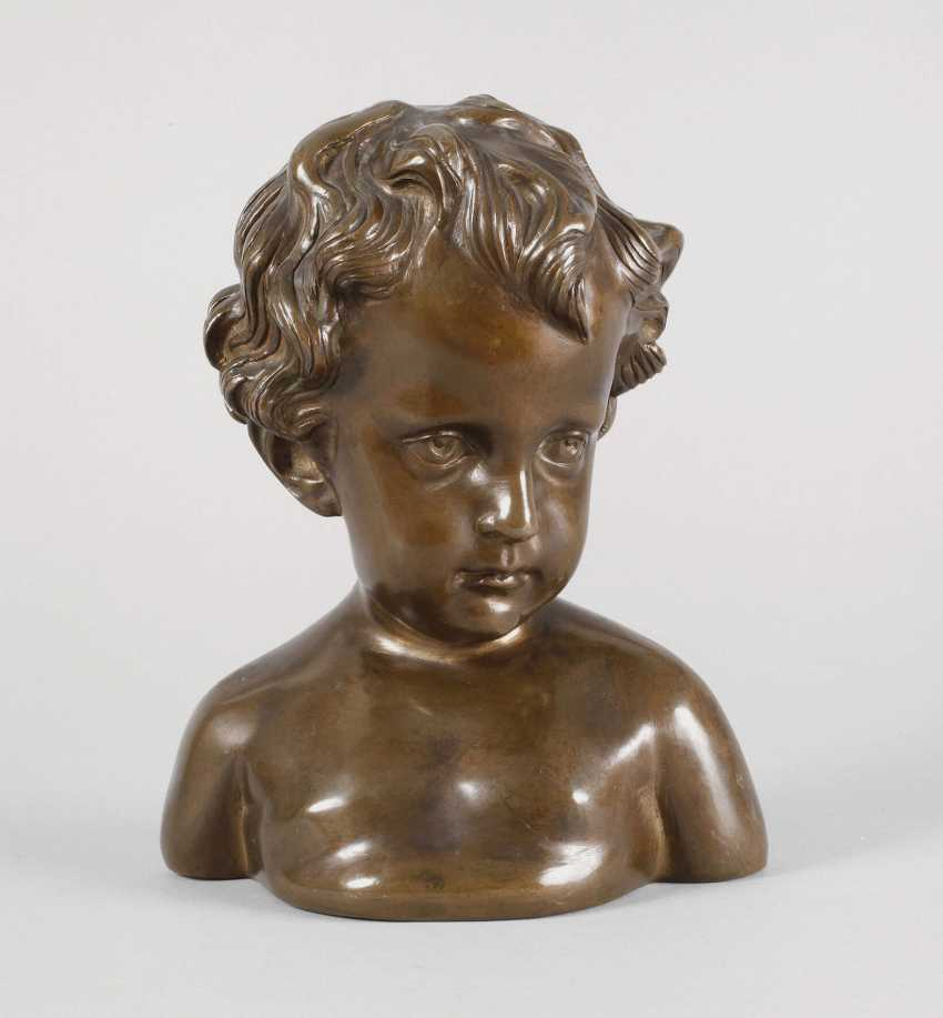 Head of a Putto - photo 1