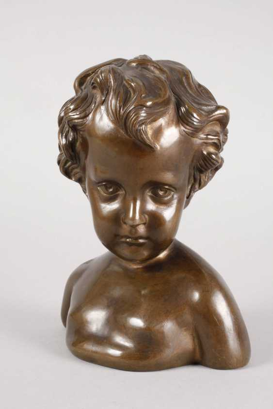 Head of a Putto - photo 2
