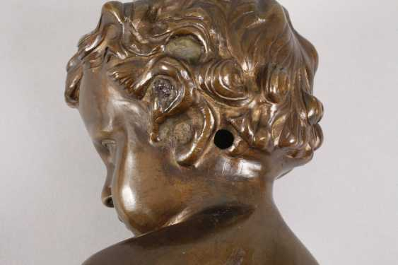 Head of a Putto - photo 4
