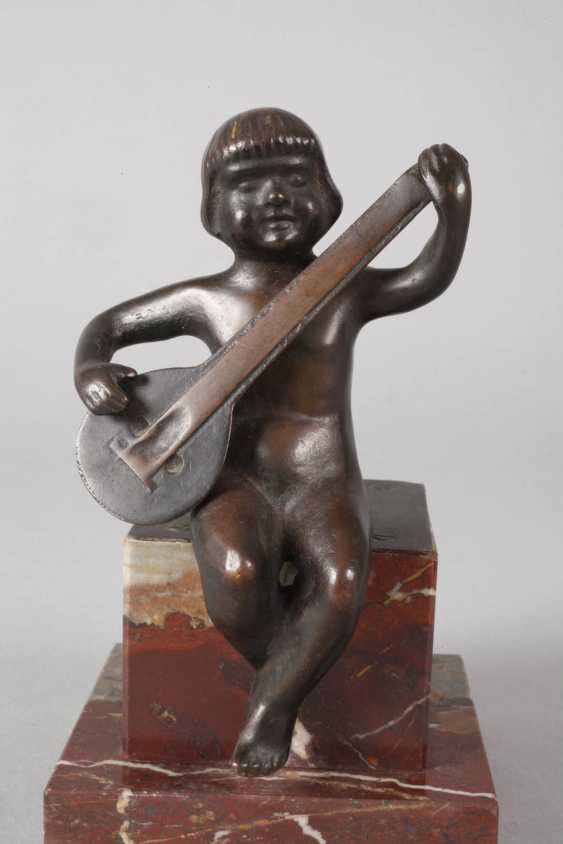 Musicians Putto - photo 2