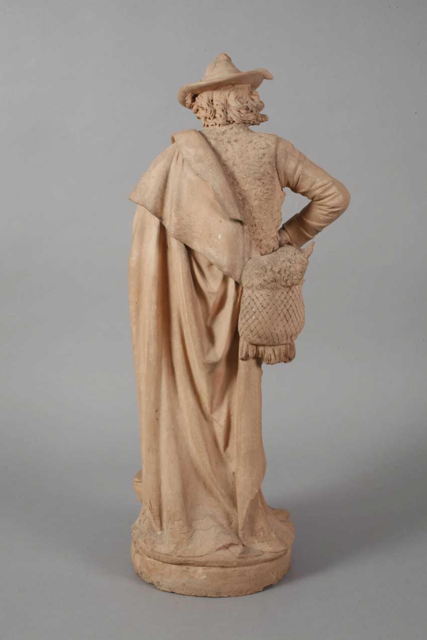 Albert-Ernest Carrier-Belleuse, large salon figure - photo 4