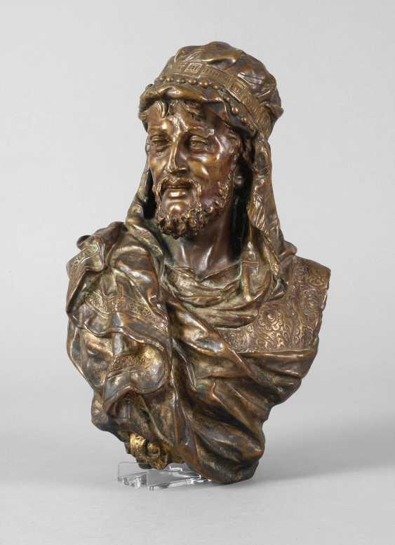 John Boese, bust of an Oriental - photo 1