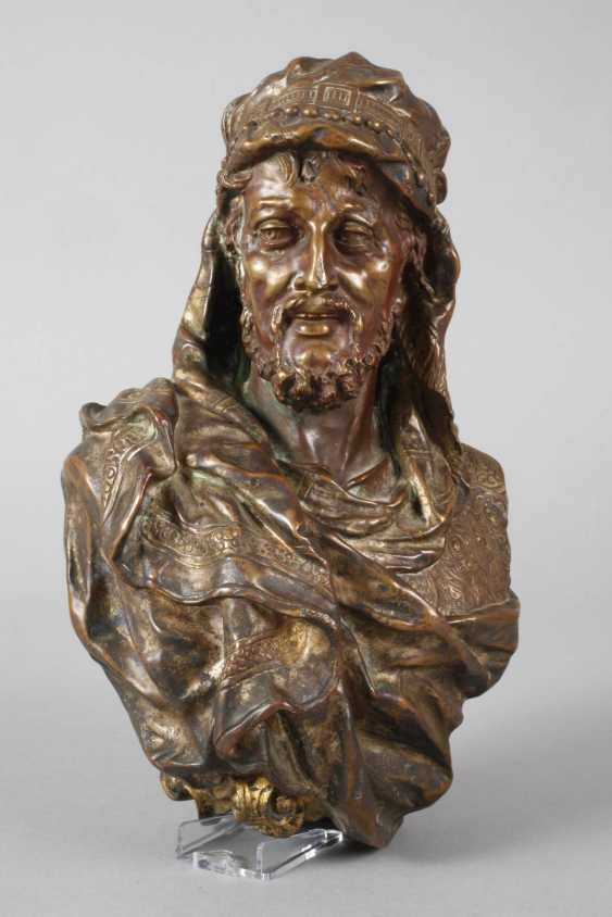 John Boese, bust of an Oriental - photo 2