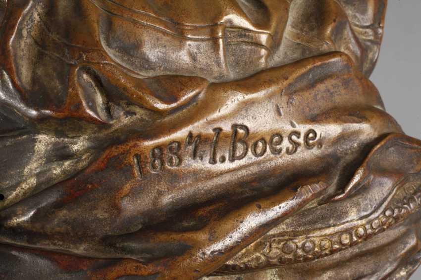 John Boese, bust of an Oriental - photo 4
