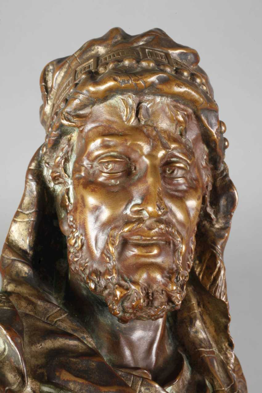 John Boese, bust of an Oriental - photo 6